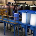 Impianto produzione resine