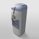 Distributore automatico per acqua depurata e mineralizzata