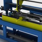 Macchina a CN piega tubi settore automotive