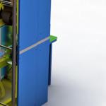 Impianto essicazione trasformatori TA