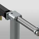 Manipolatore di carico per macchina piega tubi di piccolo diametro
